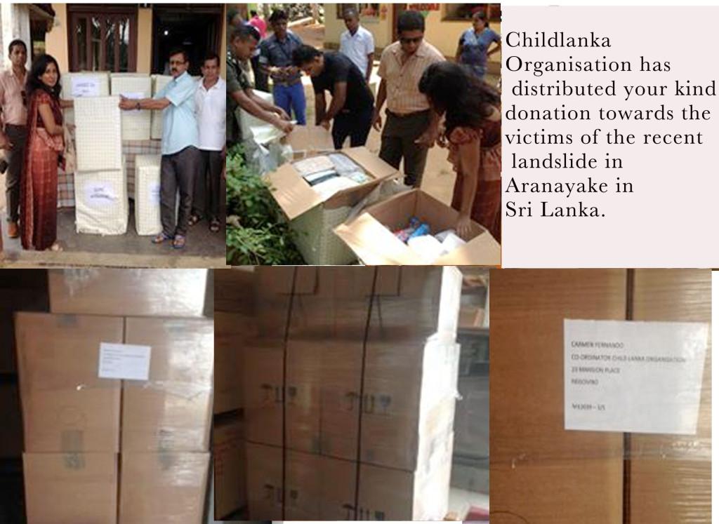 Aranayake Donation