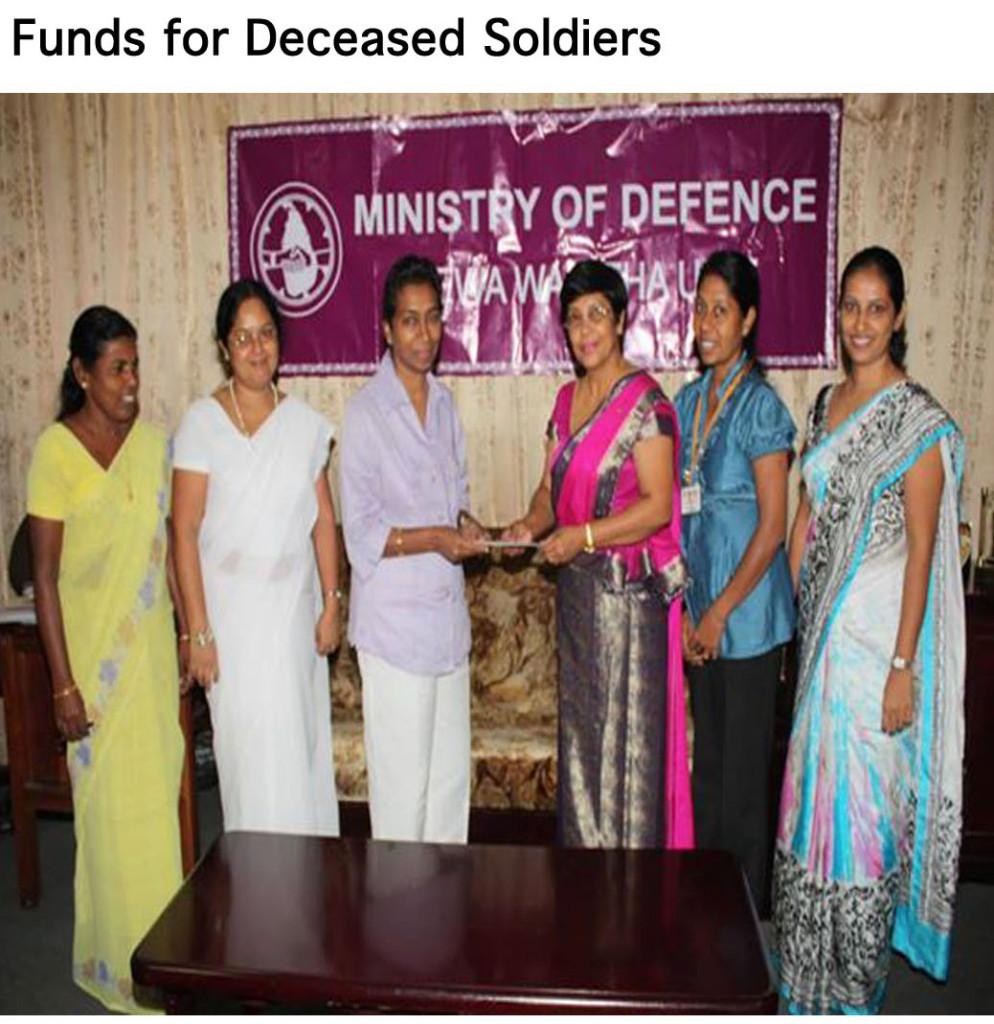 Deceased Soldiers