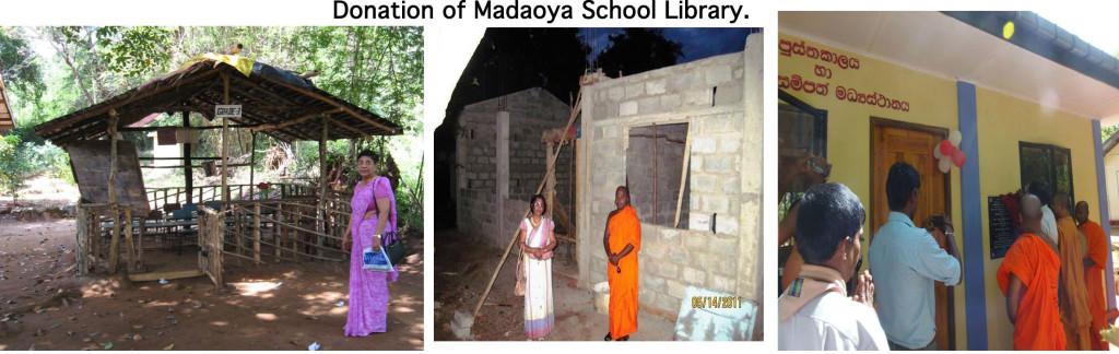 Madaoya library